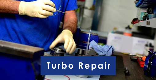 Repair your Turbo today