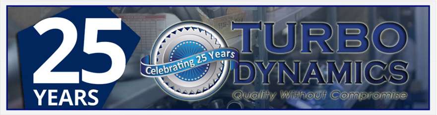 Turbo Dynamics Turns 25!