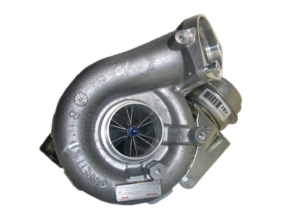 Md537 Stage 1 Hybrid Turbocharger For Bmw 330d X3 Md537
