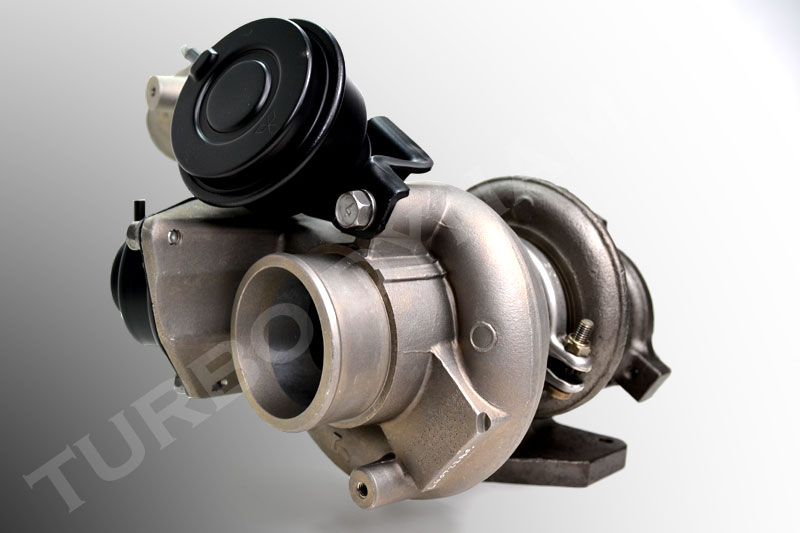MD565 Stage 1 Hybrid Turbocharger for Renault Megane RS 2 0T [MD565